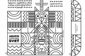 Indianska Party Vyrobte Si Vlastni Indiansky Totem Agatin Svet