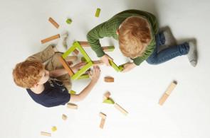 Jak rozvíjet tříleté děti: Stavím si svůj svět
