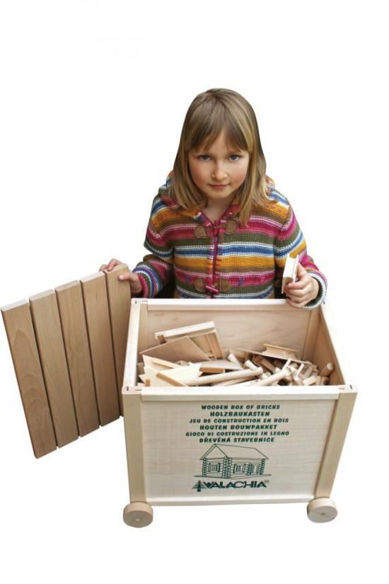 Walachia - Vario box - XL + vario + fort - 450 ks
