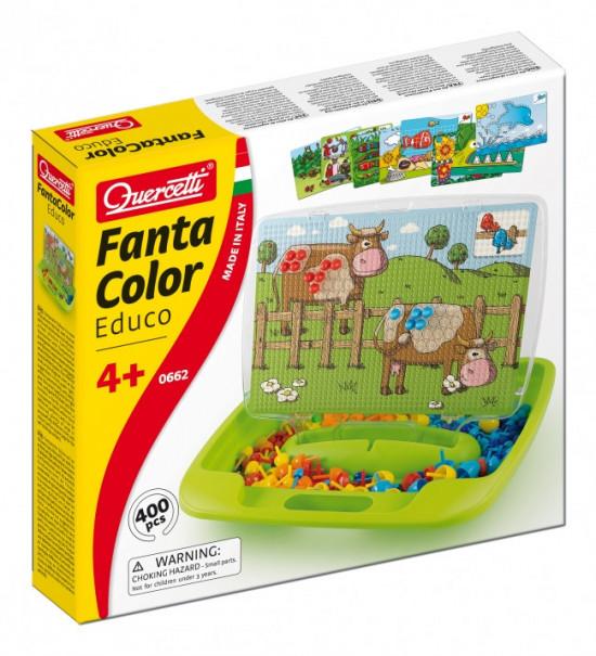 Mozaika Fantacolor Educo kufřík