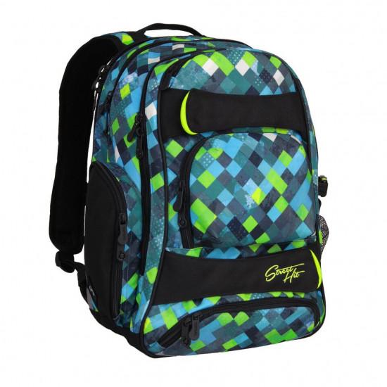Studentský batoh Topgal - HIT 869 E - Green b7f686d9f5