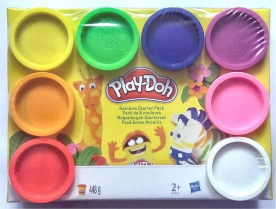 Play-Doh - základní sada 8 barev