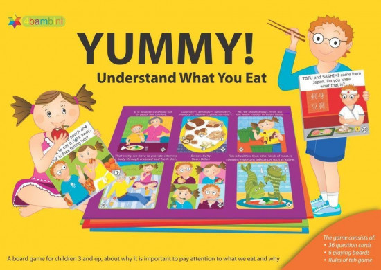 Yummy! Understand What You Eat