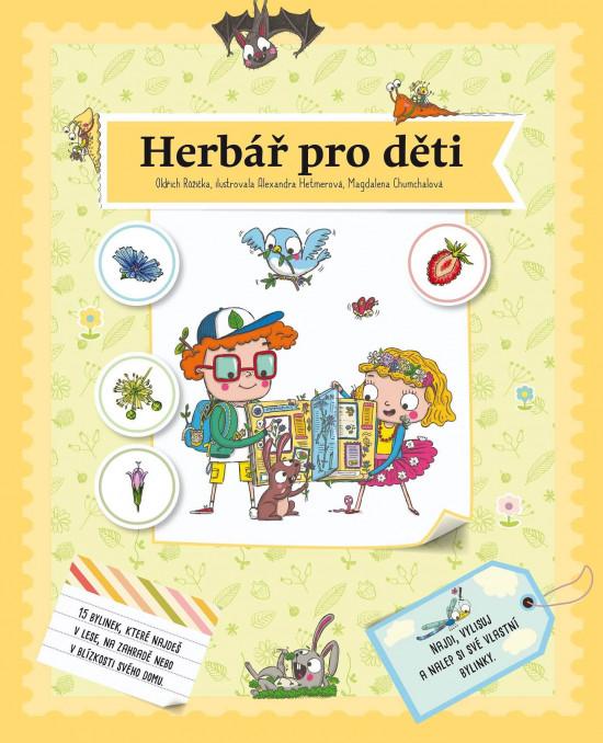 Herbář pro děti