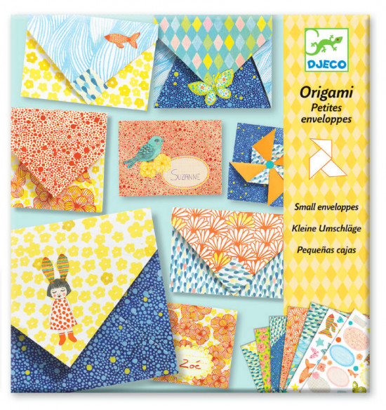 Origami - obálky