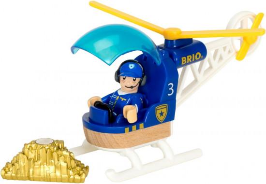 Brio - Policejní vrtulník