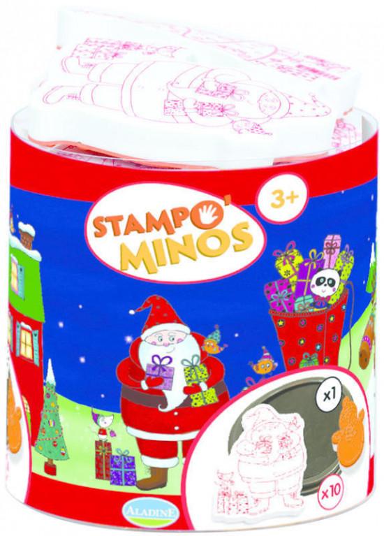StampoMinos - Pohádkové Vánoce