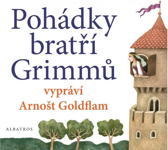 Pohádky bratří Grimmů - audiokniha ALBATROS