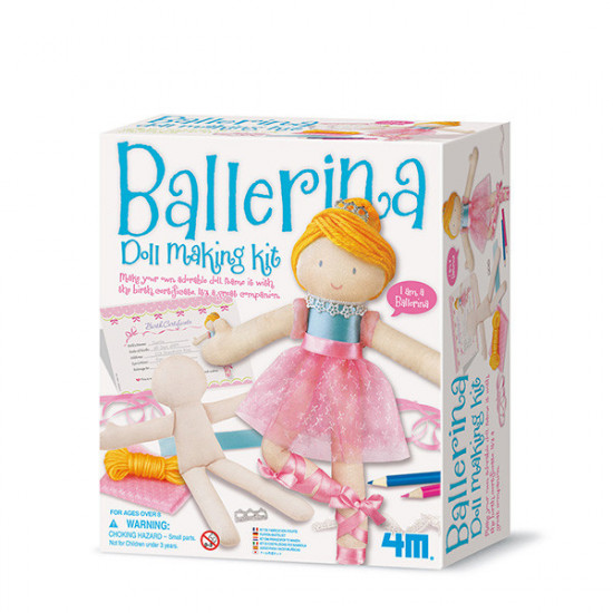 Vyrob si panenku - baletka