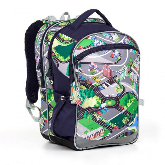 Školní batoh Topgal - COCO17001 B 002f9c50bc