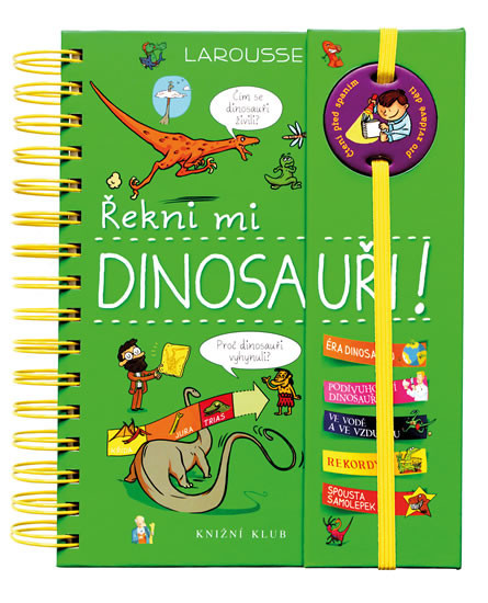 Řekni mi, dinosauři!