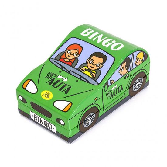 Hry do auta - Bingo
