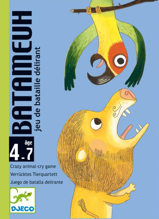 Batameuh - karetní hra Djeco