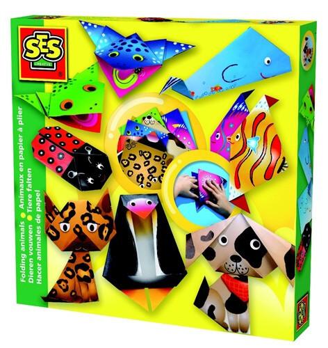 Origami - zvířátka