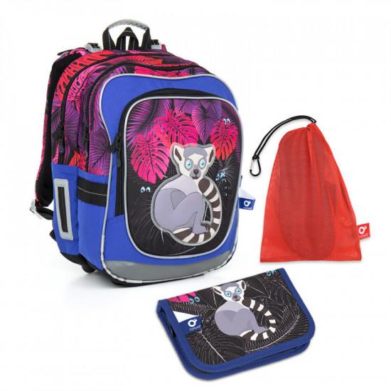 Školní set Topgal - CHI 792 I + CHI 824 I + pytlík na přezůvky