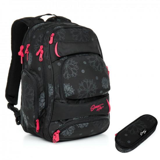 625a1d1fc4 Studentský batoh a penál Topgal HIT 863 A + HIT 875 A
