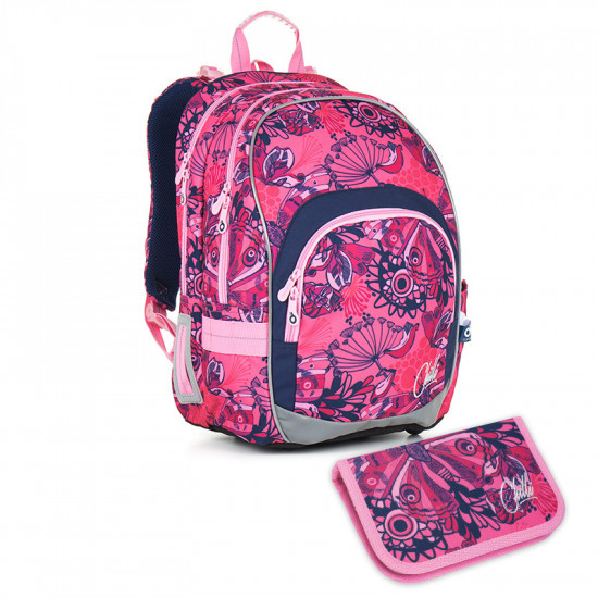 def33bac04a Školní batoh a penál Topgal - CHI 871 H + CHI 899