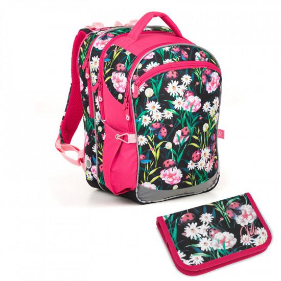 e01c38cb46 Školní batoh a penál Topgal - COCO18004 G