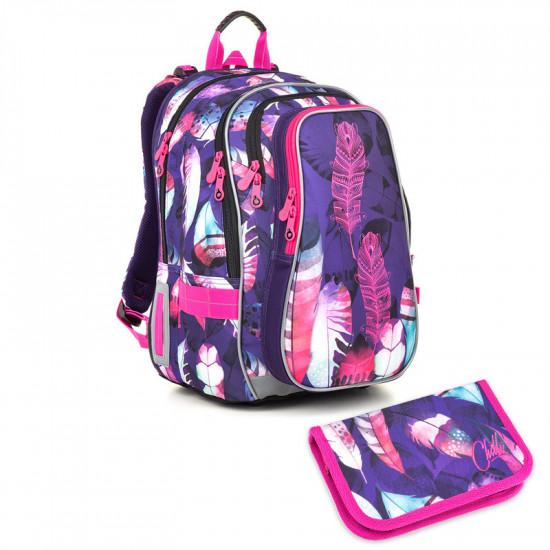 73353bd0d5f Školní batoh a penál Topgal - LYNN 18009 G