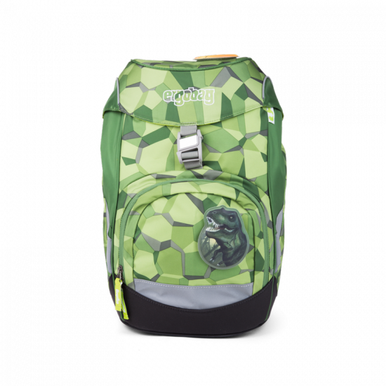 Školní batoh Ergobag prime - zelený 1edd797a39