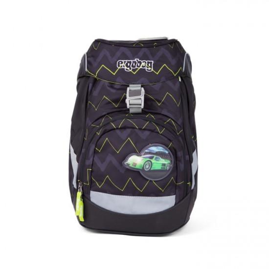Školní batoh Ergobag prime - Černý Zig zag