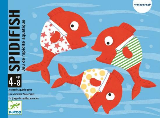 Rychlé rybky - karetní hra Djeco