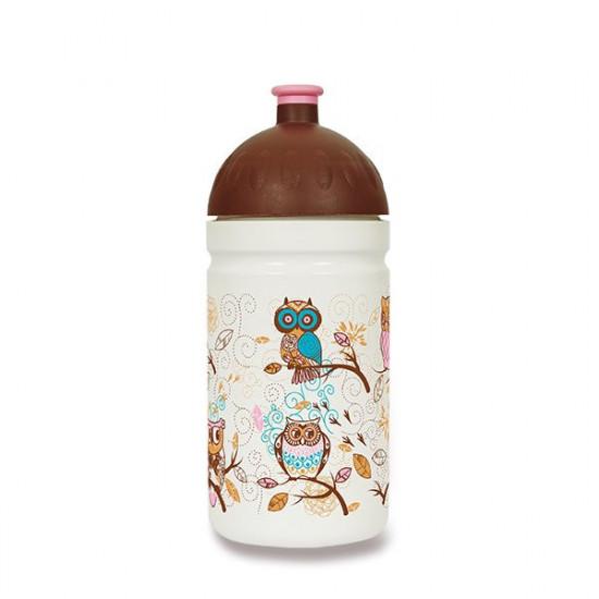 Zdravá lahev 0,5l - Sovičky