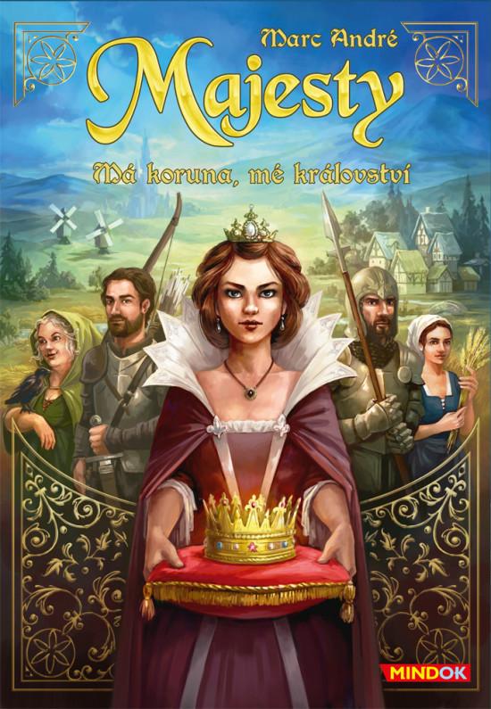 Majesty: Má koruna, mé království MINDOK