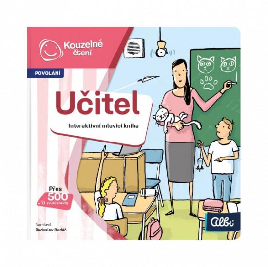 Kouzelné čtení - Minikniha povolání – Učitel