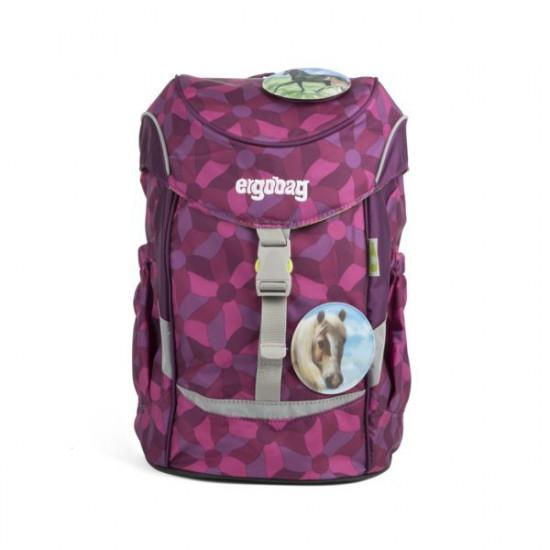 Dětský batoh Ergobag mini - fialový