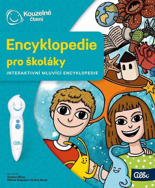 Kouzelné čtení - Kniha - Encyklopedie pro školáky