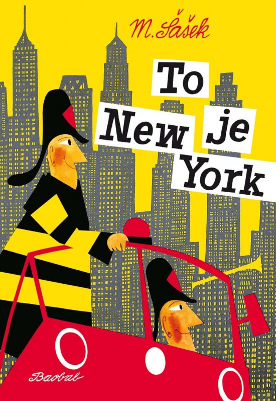 To je New York