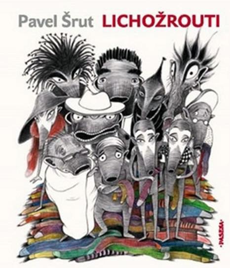 Lichožrouti - audiokniha na CD
