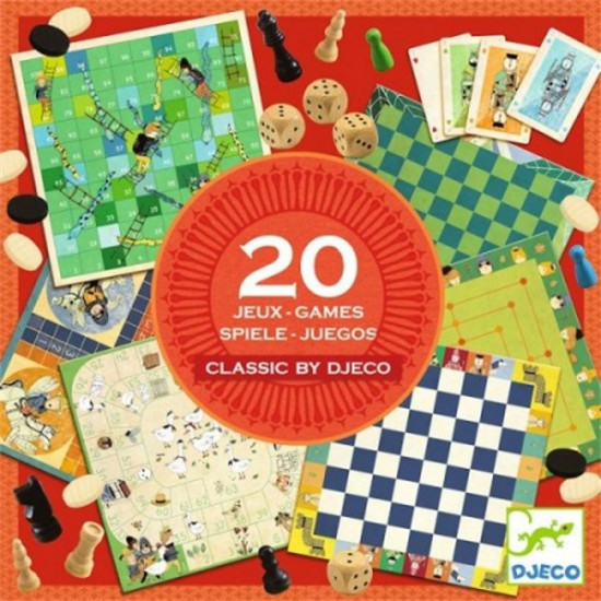 20 klasických her