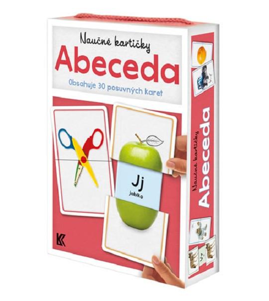 Naučné kartičky: Abeceda