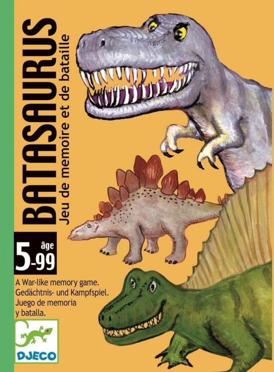 Batasaurus - karetní hra Djeco