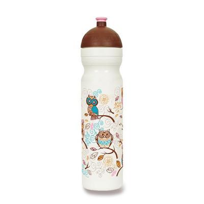 Zdravá lahev 1,0 l - Sovičky