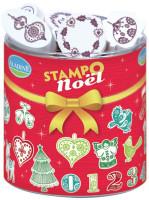 Stampo scrap -  vánoční snění