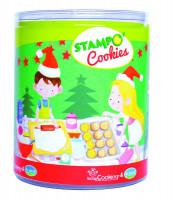 StampoCookies, razítka na sušenky - vánoční pečení