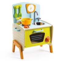 Kuchyňka pro malé kuchařky