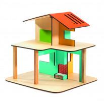 Domeček pro panenky - můj malý dům