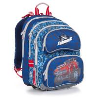 Školní batoh Topgal  - CHI 841 D - Blue