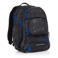 Studentský batoh Topgal - HIT 882 A - Black