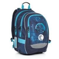Školní batoh Topgal  - CHI 799 D Blue