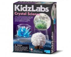 Věda krystalů