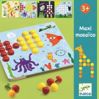 Vzdělávací hra - mozaika maxi