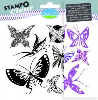 Stampo Clear, Motýlci