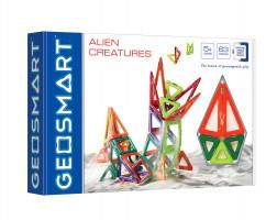 GeoSmart - Alien Creatures - 63 ks