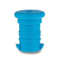 Náhradní zátka na Zdravou lahev, modrá fluo