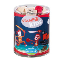 StampoKids, Piráti